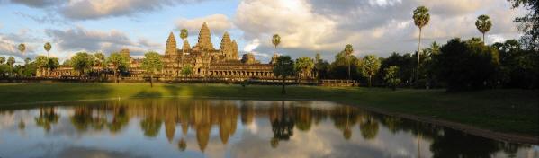 Tempelanlage von Angkor Wat, Kambodscha