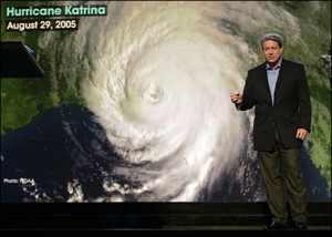 Szene aus Al Gores Film